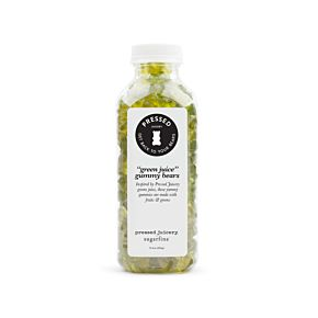 Green Juice Bears - Large Bottle