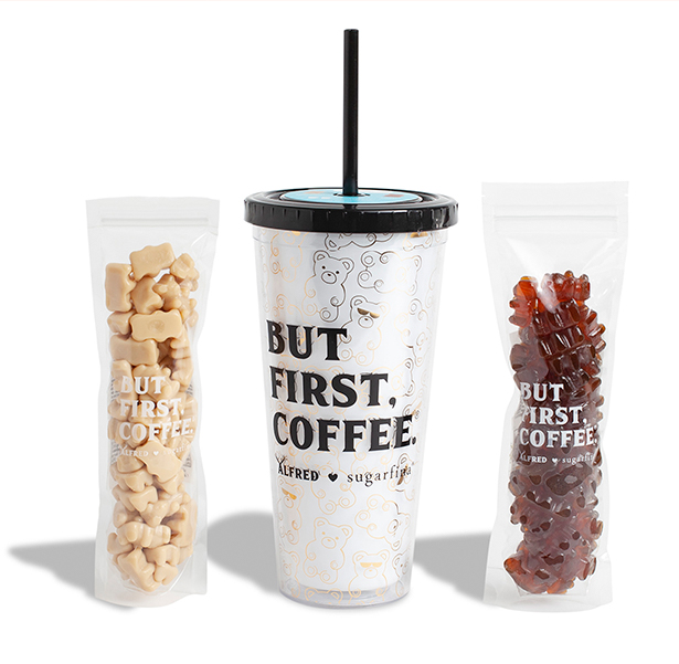 Cold Brew Bears Tumbler