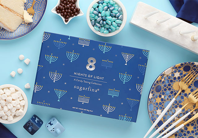 Make sweet memories all eight nights long with our collection of kosher sweets perfect for your Hanukkah celebrations.