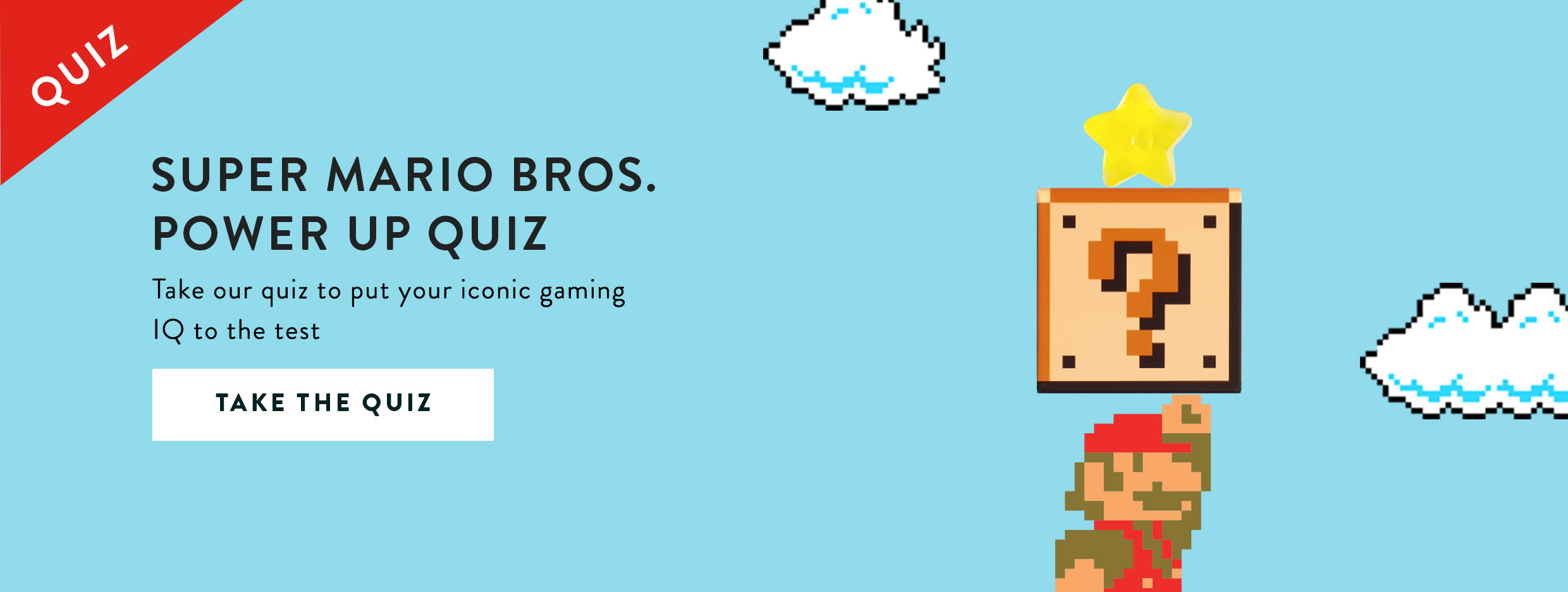 Super Mario Bros Power Up Quiz To Test Your Icon Gaming IQ