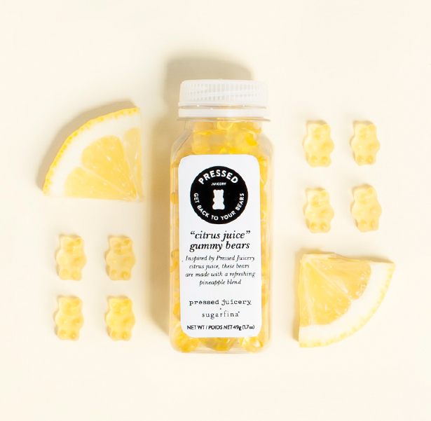 Pressed Juicery Citrus Juice