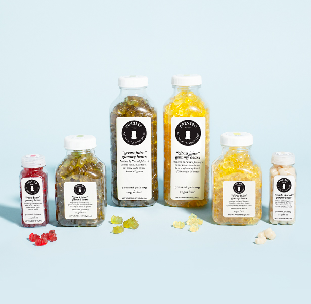 Pressed Juicery Gummy Bears - Shop The Full Collection