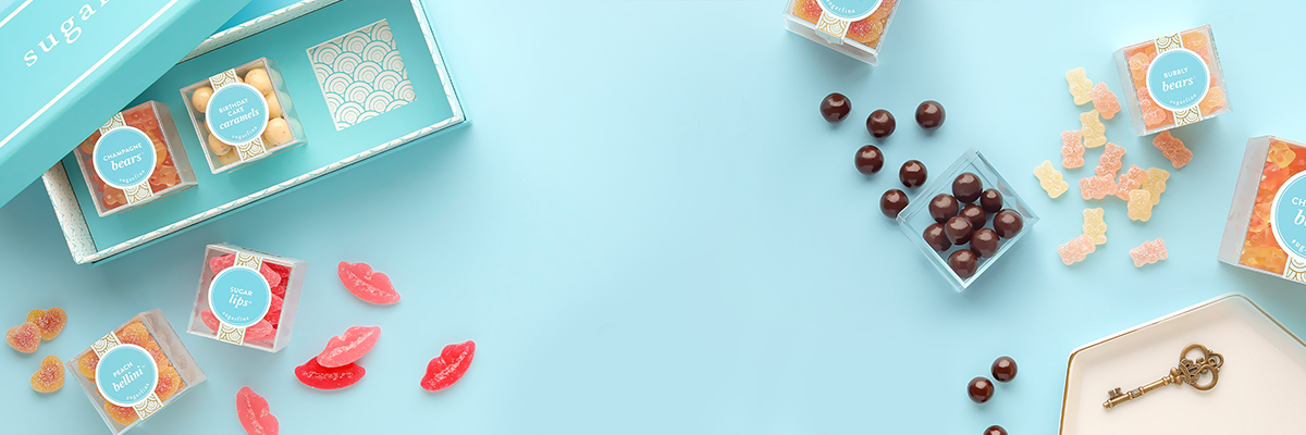 Become an investor in Sugarfina. Click to learn more about our crowdfunding campaign.